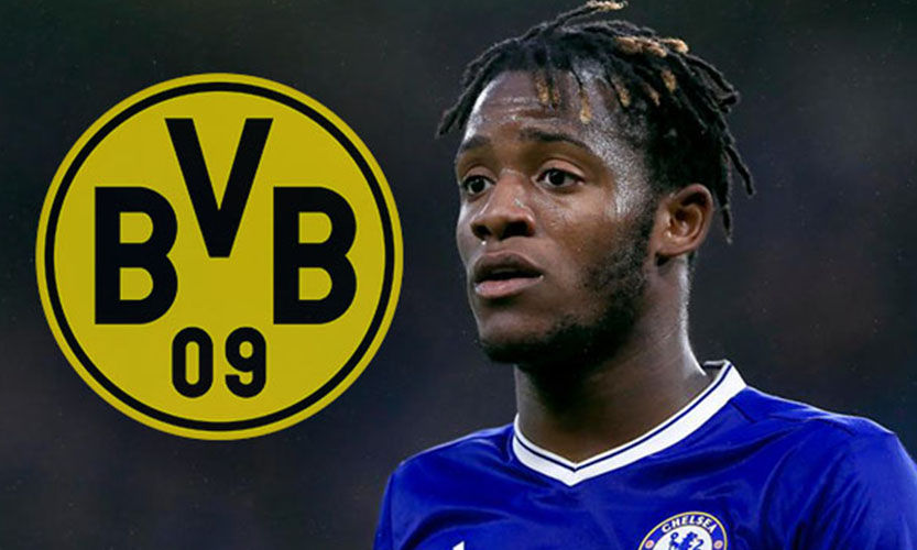 Michy Batshuayi new